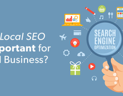 Top 5 Benefits of SEO for small local business